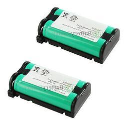 2 Cordless Phone Battery for Panasonic HHR-P513 HHRP513
