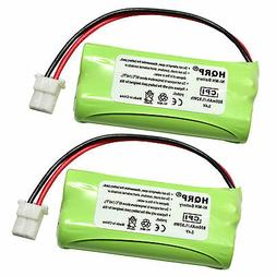 2-Pack Phone Battery for AT&T CL, CRL, EL, TL Series Home Co