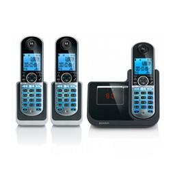 Motorola 3-handset DECT Cordless