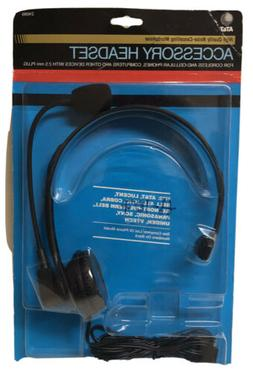 AT&T Accessory Headset For Cordless & Cell Phones, Computers