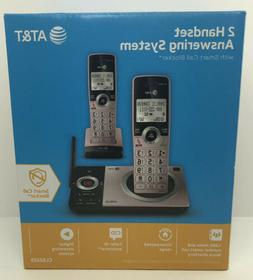 AT&T CL82229 Handset Answering System With Smart Call Block