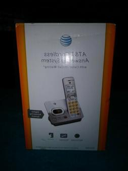 AT&T Cordless Answering System With Caller ID/CALL WAITING F