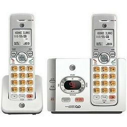 AT&T EL52215 DECT 6.0 Cordless Answering System Caller ID &