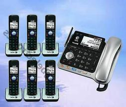 AT&T TL86109 2-LINE DECT 6.0 PHONE SYSTEM - BLUETOOTH - 6 CO
