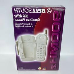 Bell South 900 MHz Cordless Phone MH9011 White NEW Factory S