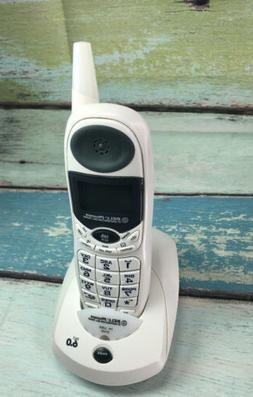 Bell Telephone Cordless Phone DECT 6.0 Tested White Phone &