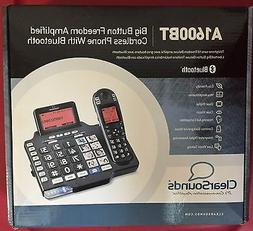 ClearSounds A1600BT, iConnect Amplified Cordless Phone with