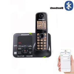 Cordless Phone System 4 Handsets Motorola DECT 6.0 Answering