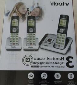 VTech CS6729-3 3-Handset Cordless Digital Answering System w
