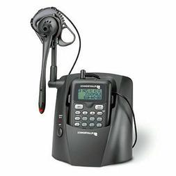 Plantronics CT12  2.4 GHz Cordless Headset Telephone w/ Call