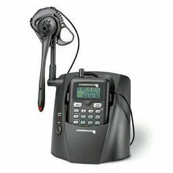 Plantronics CT12 2.4 GHz Cordless Headset Telephone With Cal