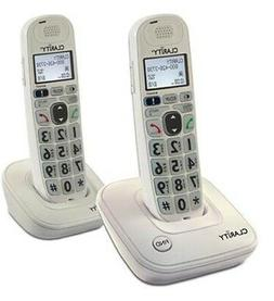dect 6 0 amplified low vision cordless