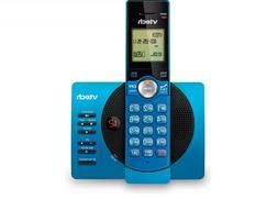VTech DECT 6.0 Expandable Cordless Phone System Blue CS6929-