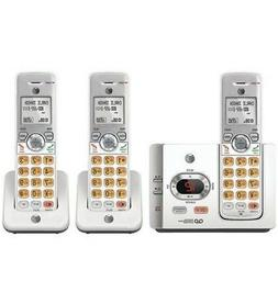 AT & T EL52315 DECT 6.0 Cordless Phone - White - Cordless -