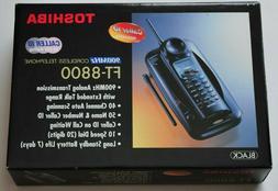 TOSHIBA FT-8800 CORDLESS TELEPHONE, BRAND NEW OLD STOCK