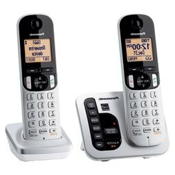 Panasonic KX-TGC222S  Expandable Digital Cordless Answering