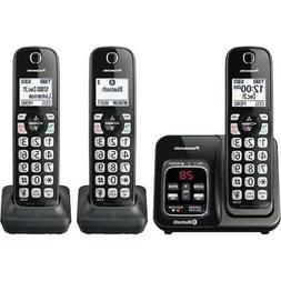 Panasonic KX-TGD563M DECT 6.0 1.9GHz 3 Handset Cordless Phon