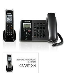 Panasonic KX-TGP550 VOIP Corded Phone Base AND KX-TPA50 Cord
