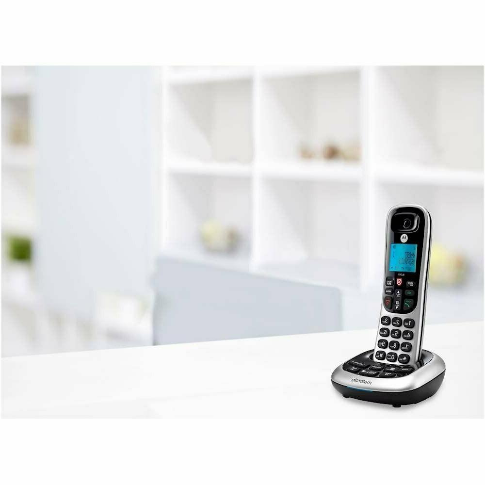 Motorola Cordless Phone System Digital Answering