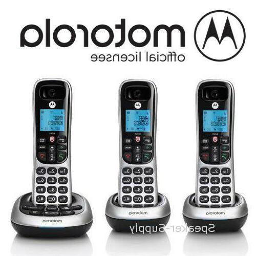 Motorola Handset Phone System Answering CD4013