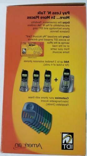 American Telecom Digital Cordless 4