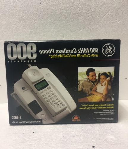900mhz cordless phone w caller id