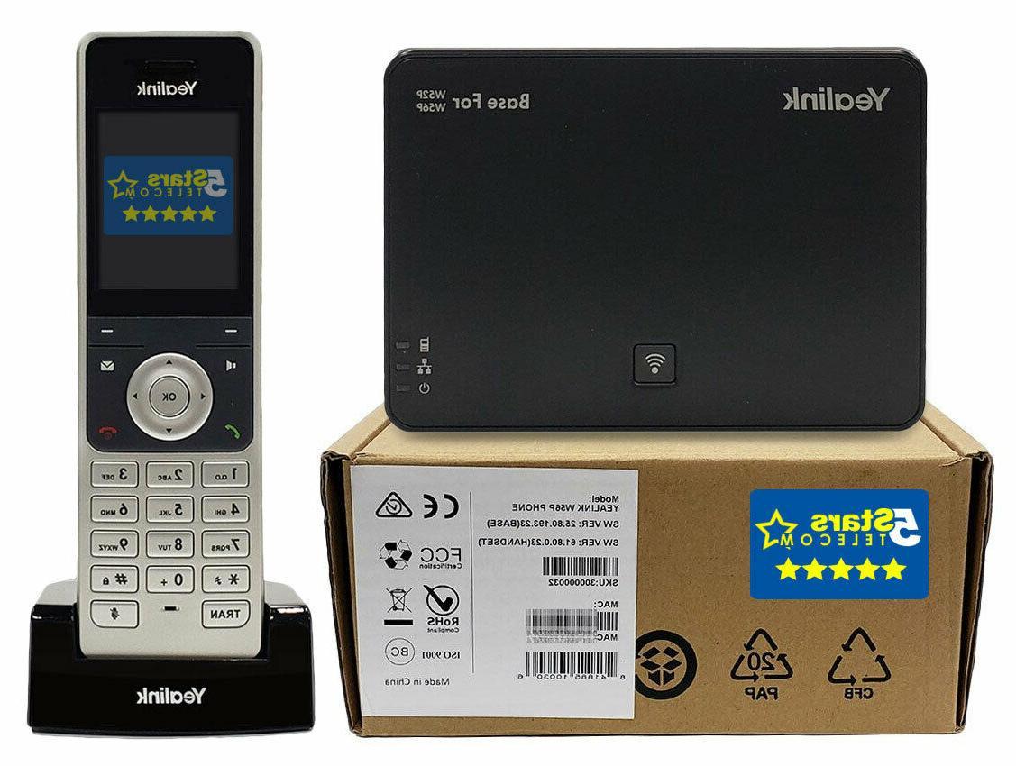 Yealink - W56H - DECT Cordless Handset BRAND NEW