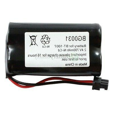 Cordless Phone Rechargeable Battery NiCd for Uniden