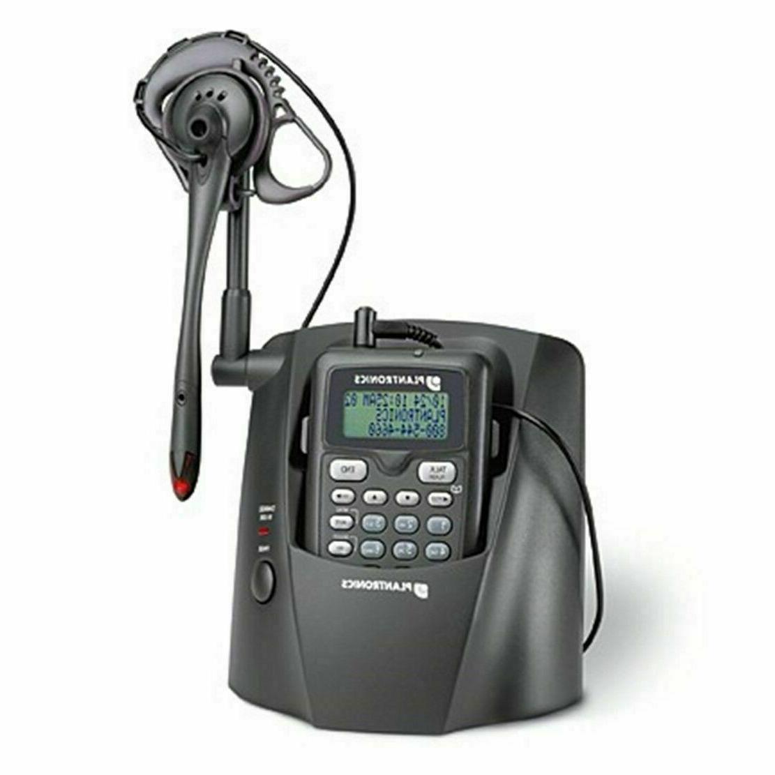 ct12 2 4 ghz cordless headset telephone