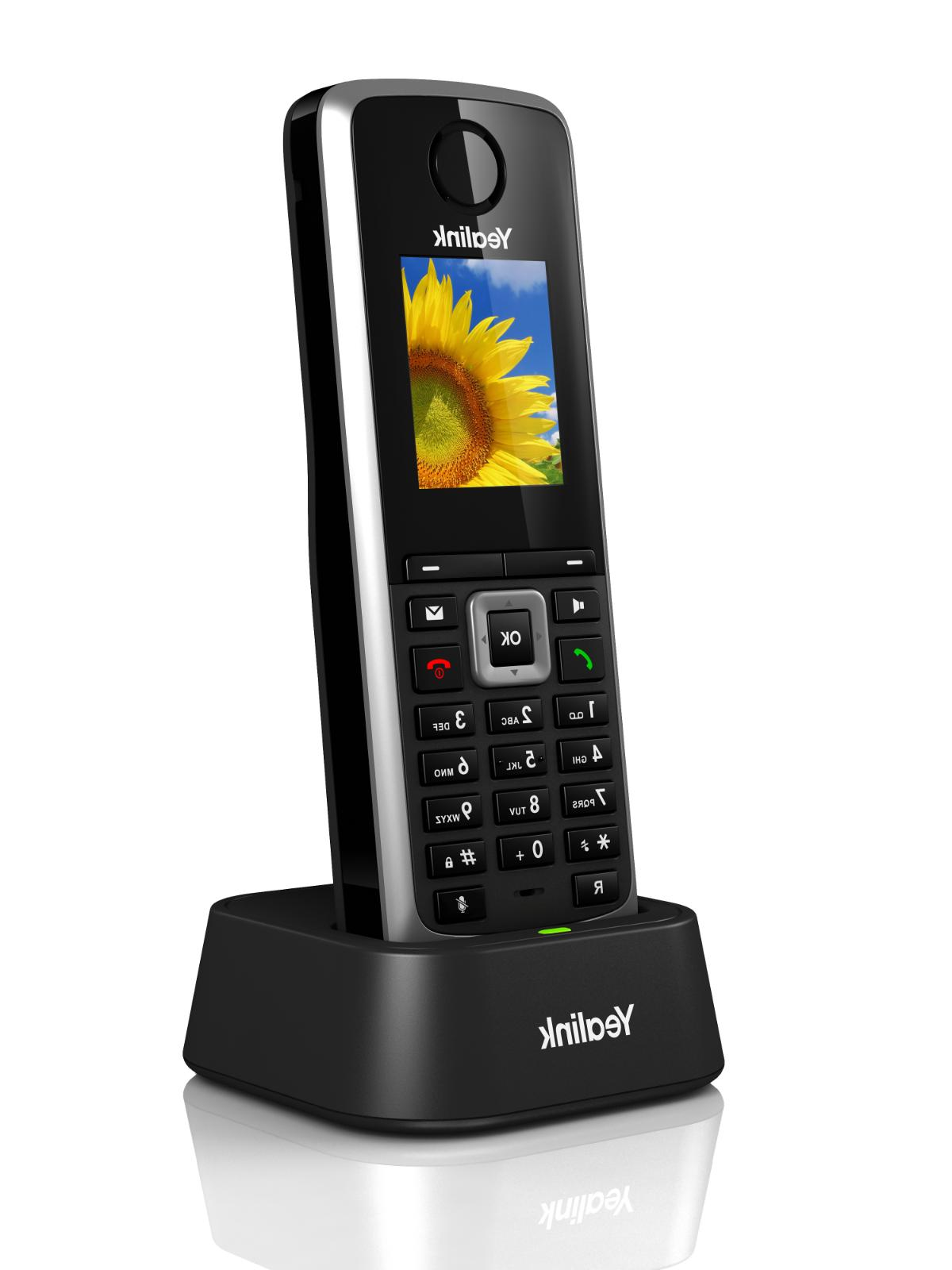 Yealink W52H - Cordless Base & Color