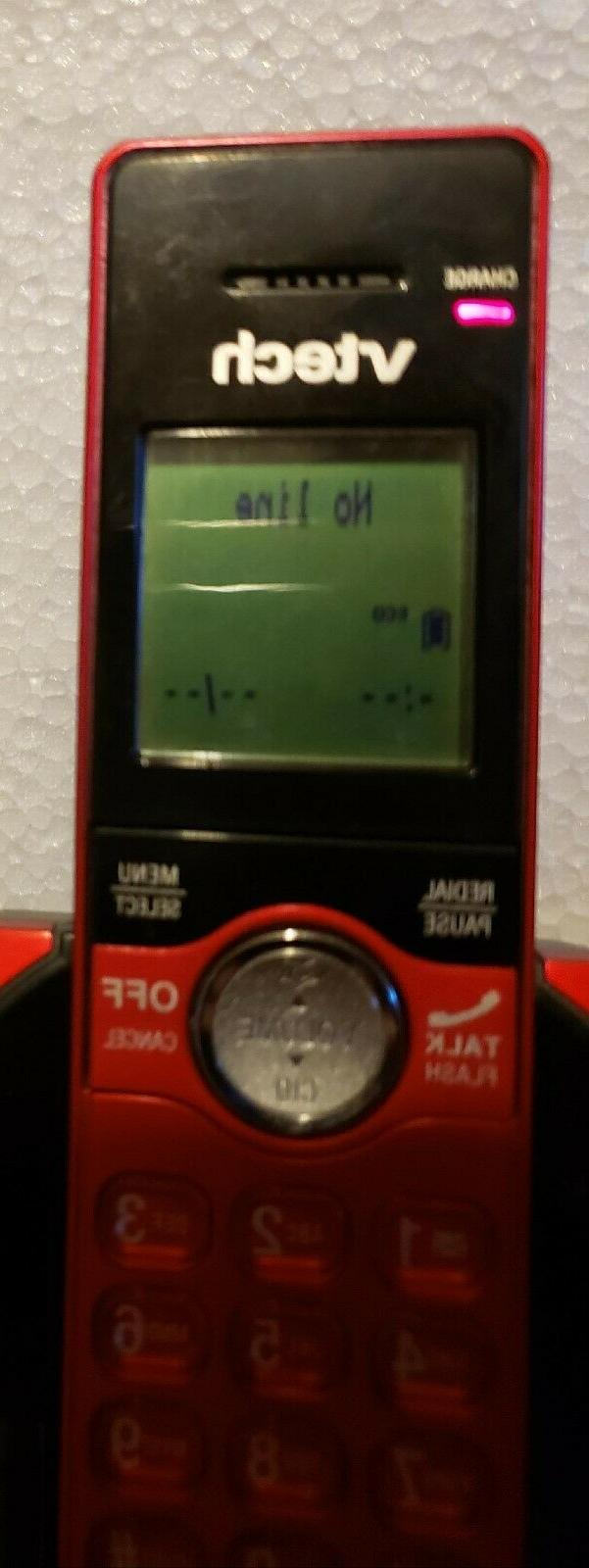 VTech Cordless Phone Digital Answering System WITHOUT BOX