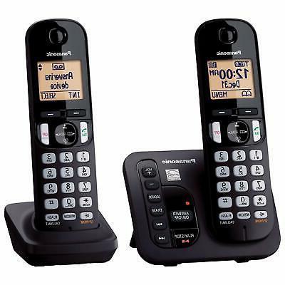 Panasonic KX-TGC222B Cordless