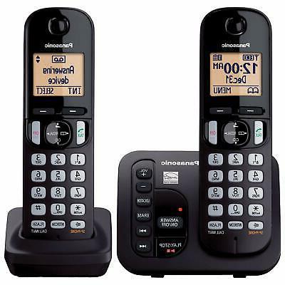 kx tgc222b dect 6 0 cordless phone