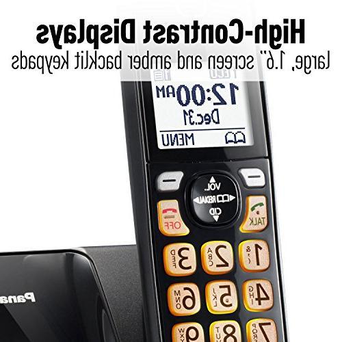 Panasonic KX-TGD513B Phone -
