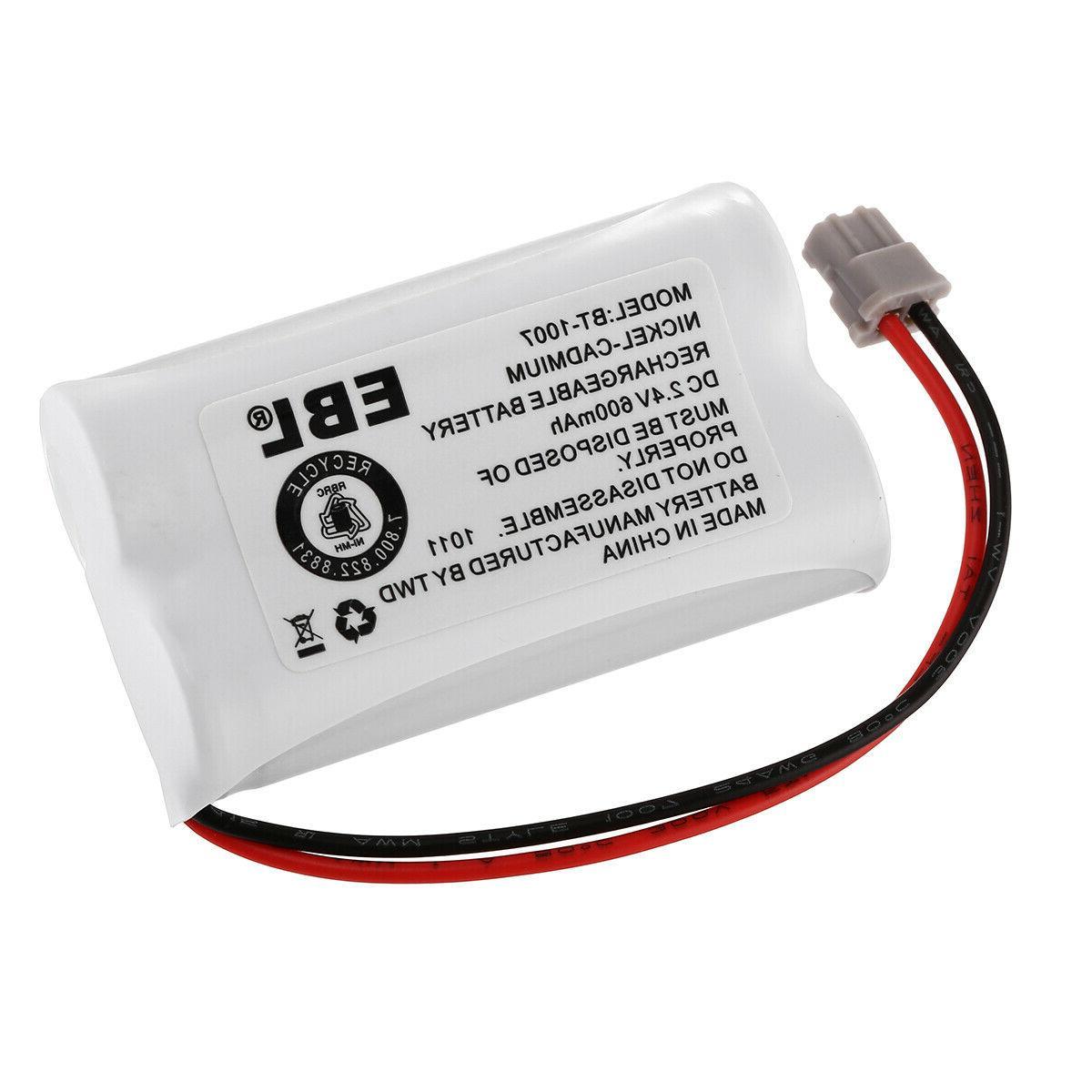 Lot BT-1007 Battery Uniden DECT 6.0