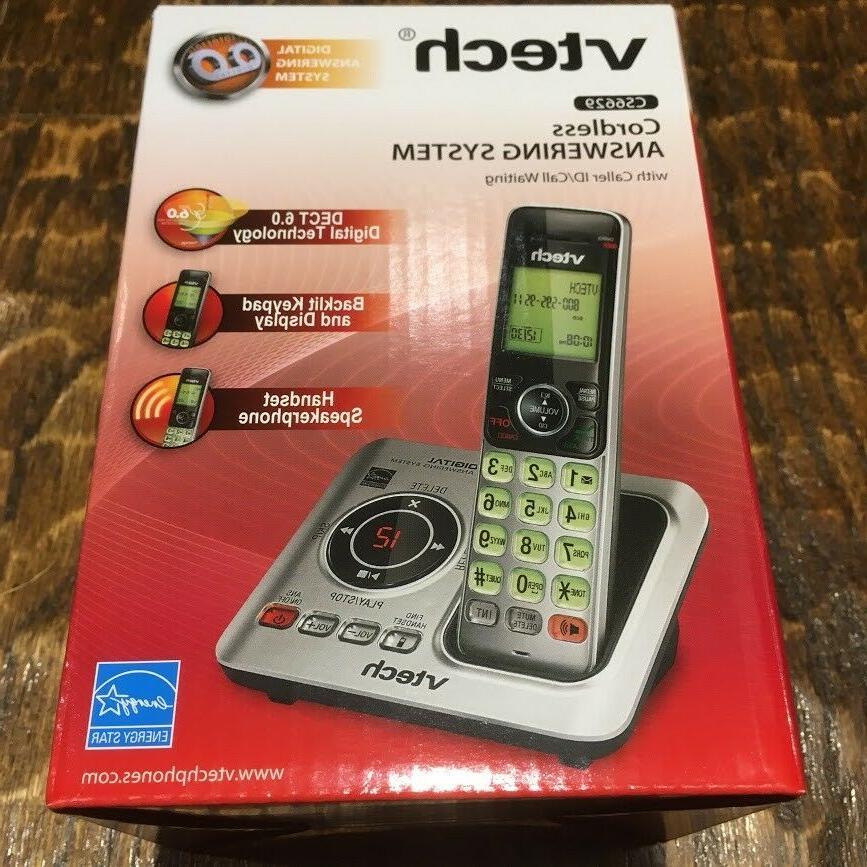new cs6628 cordless home house phone