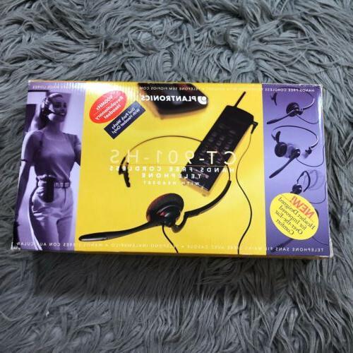 new ct 901 h s cordless telephone