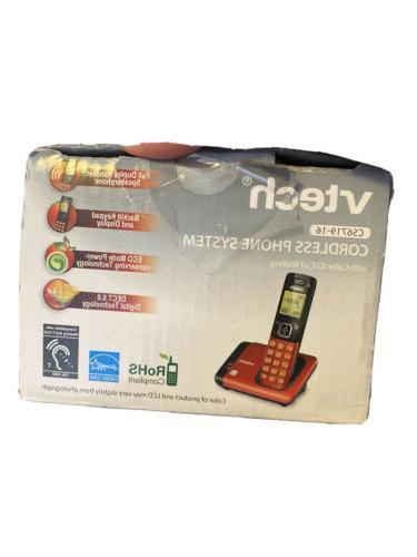 Vtech Red Phone System