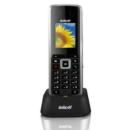 w52h ip phone cordless dect base station