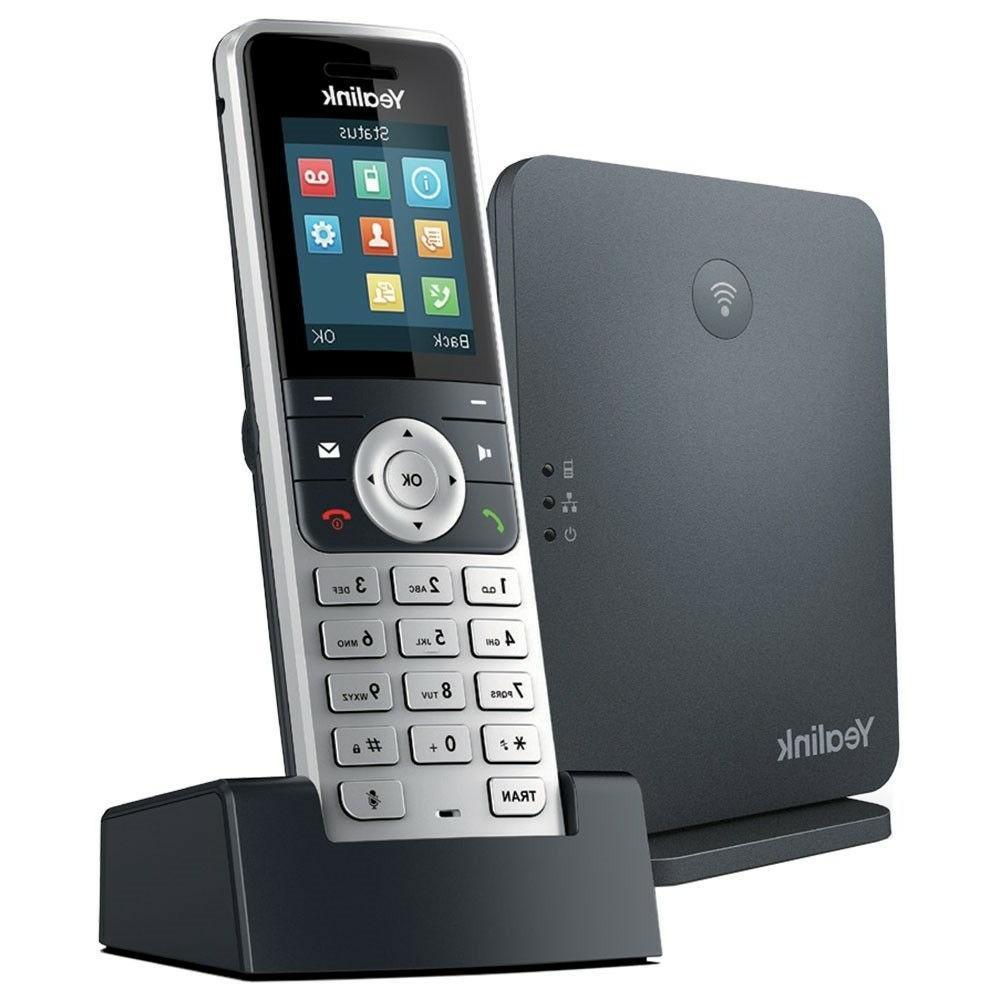 Yealink Wireless Cordless DECT Handset & Base Station