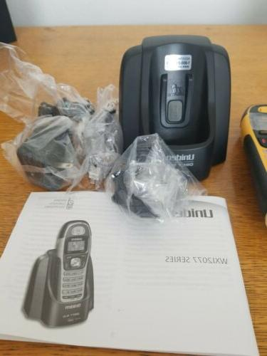 Uniden WXI2077 6.0 Digital Waterproof Cordless Phone With ID BOX