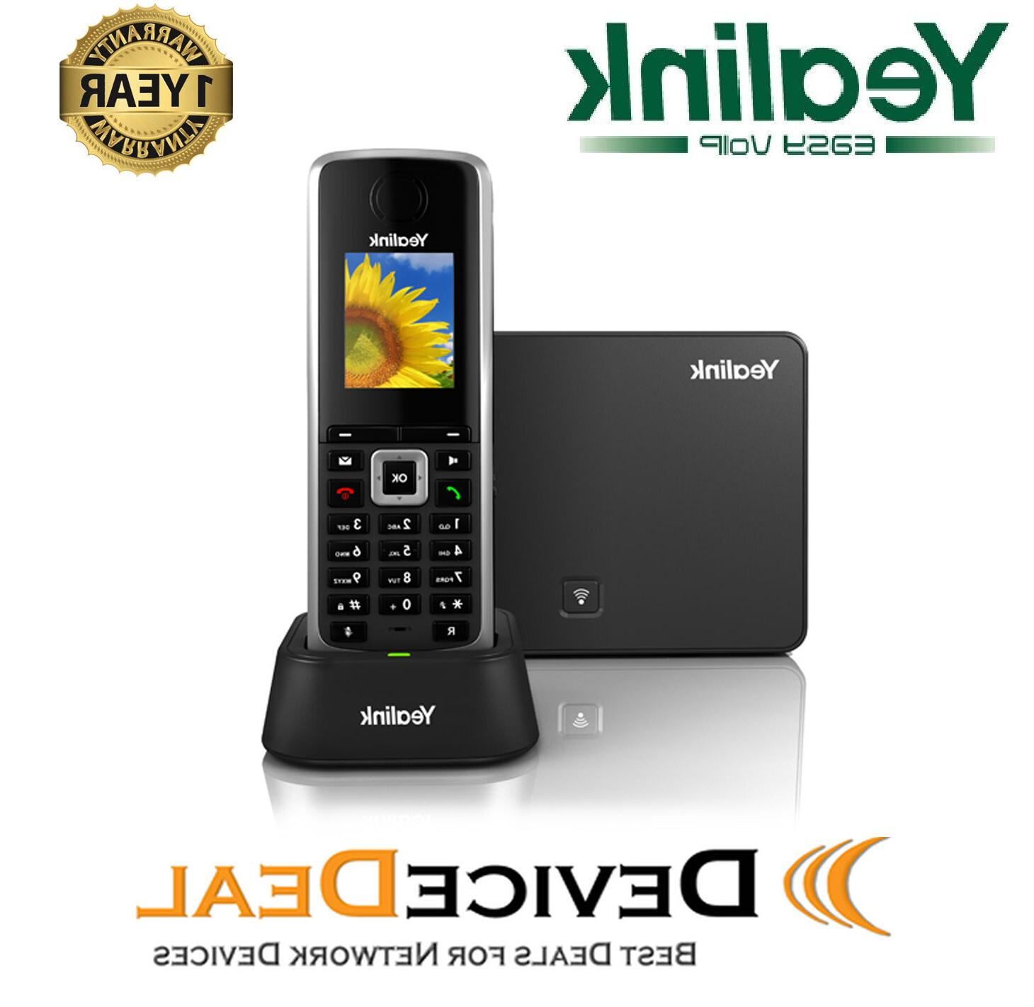 Yealink Wireless HD Business VOIP SIP
