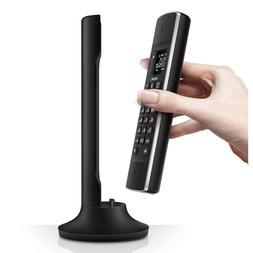 Philips Liena Design Cordless Phone M3301/B Black Digital La