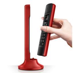 Philips Liena Design Cordless Phone M3301/R RED Digital Land