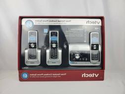 NEW Vtech 6053 DR-1337 3 Handset Cordless Phone Answering De