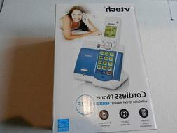 new VTECH CS5119-18 blue / white CORDLESS PHONE system cs 51