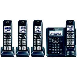 Panasonic-Telecom Kx-Tgf544B Cordless Phone Answering System