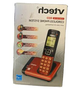 Vtech Red Cordless Phone System