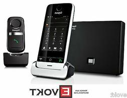 Siemens Gigaset SL910A Cordless Home Phone + L410 Headset Bl