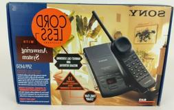 SONY SPP-A450 Cordless Telephone Answering System
